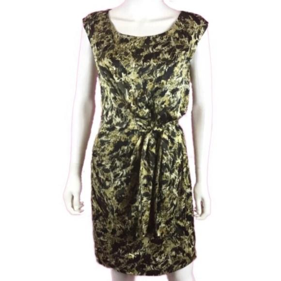 4888fc2d85021 Vince Camuto Dresses | Dress Faux Wrap Sleeveless Camo | Poshmark